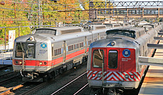 Mass Transportation to NYC via Metro North Trains